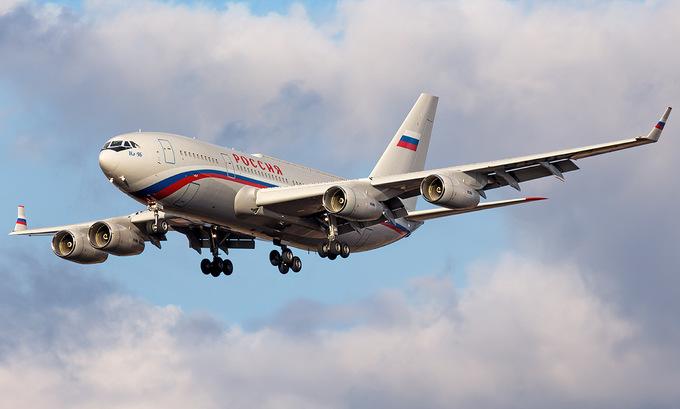 Cặp chuyên cơ phục vụ Tổng thống Putin ở nước ngoài - Ảnh minh hoạ 2