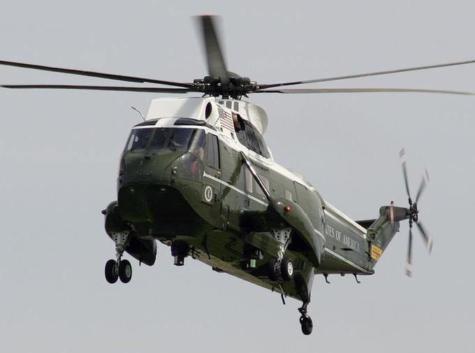 Marine One - trực thăng tháp tùng Tổng thống Mỹ dự APEC - Ảnh minh hoạ 18