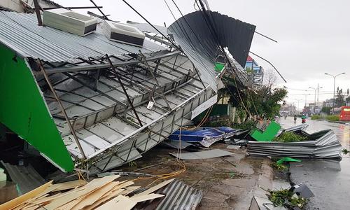 Putin chỉ đạo viện trợ Việt Nam 5 triệu USD sau bão Damrey