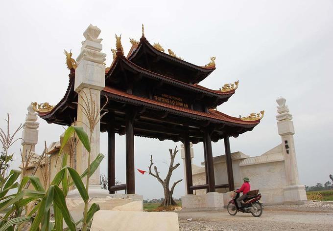 Xã dựng cổng chào hơn 4 tỷ đồng ở Nghệ An - Ảnh minh hoạ 19