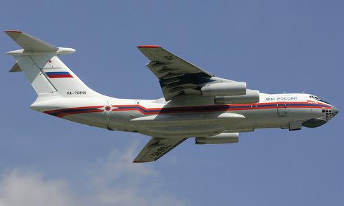 Phi cơ Nga bắt đầu chuyển 5 triệu USD hàng cứu trợ tới Việt Nam