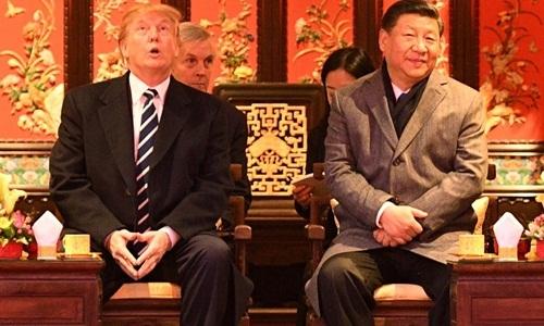 """Chiến thuật """"trải thảm đỏ"""" quyến rũ ông Trump của Trung Quốc"""