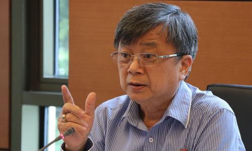 Ông Trương Trọng Nghĩa: Quân đội không nên làm kinh tế thuần tuý
