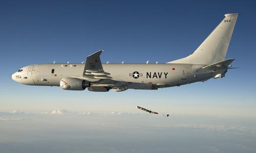 Công nghệ săn ngầm trên trinh sát cơ P-8A Poseidon Mỹ