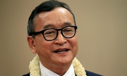 Thủ lĩnh đối lập Campuchia tuyên bố trở lại chính trường
