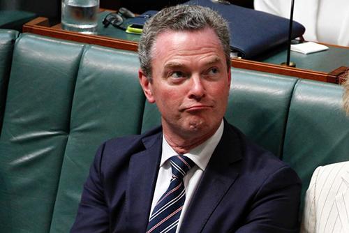 Bộ trưởng Công nghiệp Quốc phòng AustraliaChristopher Pyne