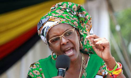 Vợ Tổng thống Zimbabwe - nguồn cơn dẫn đến binh biến
