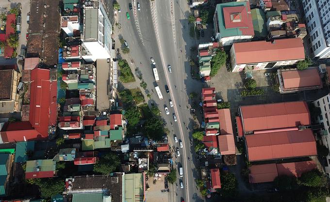 Hà Nội giải phóng hơn 2.000 ngôi nhà để làm đường vành đai