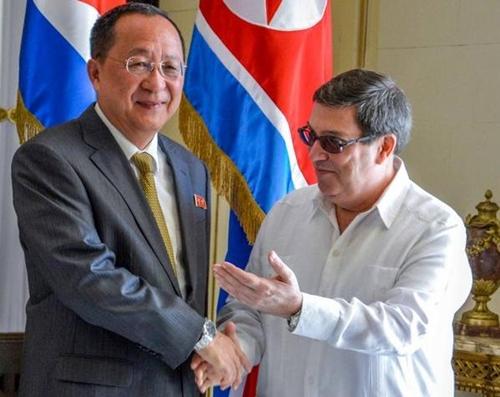 Cuba, Triều Tiên nói Mỹ ra yêu cầu 'tùy tiện, đơn phương'