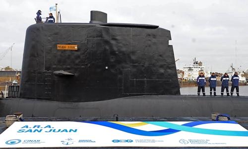 Putin đề nghị hỗ trợ Argentina tìm tàu ngầm mất tích