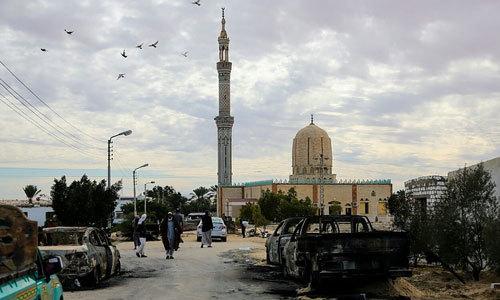 Việt Nam chia buồn với Ai Cập sau vụ khủng bố ở nhà thờ Hồi giáo