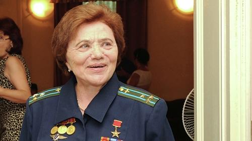 Bà Marina Popovich. Ảnh: