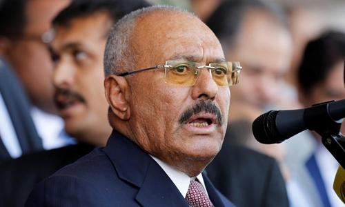 Cựu tổng thống Yemen