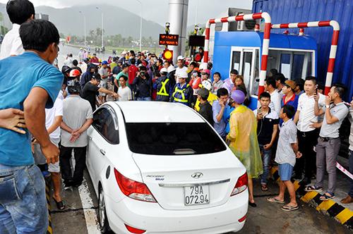 Trạm Ninh An liên tục bị hỗn loạn