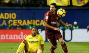 Villarreal 0-2 Barcelona(Vòng 16 - La liga 2017/18)