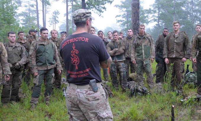 '7 tuần địa ngục' huấn luyện lính bắn tỉa lục quân Mỹ
