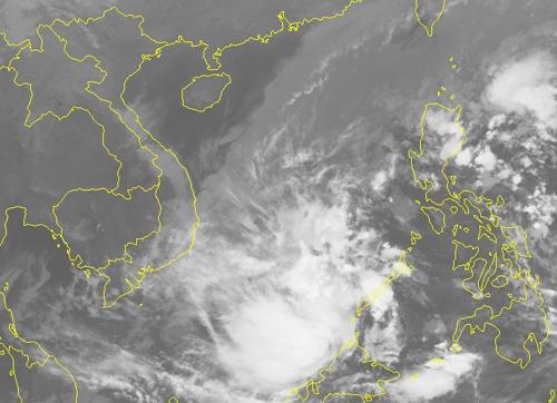 Chạy bão Kai Tak, 37 tàu xin tránh trú ở Malaysia