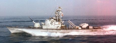 Chiến dịch ly kì của Isaraen đánh cắp 5 tàu chiến tên lửa từ Pháp