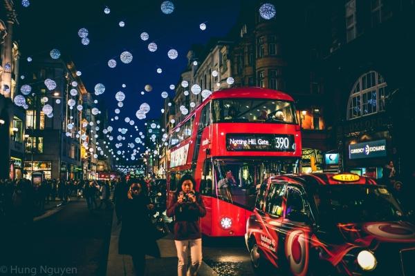 London Tháng 12 - 1