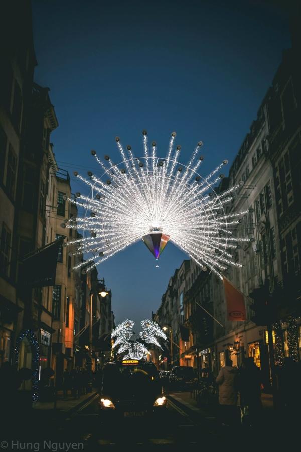 London Tháng 12 - 4