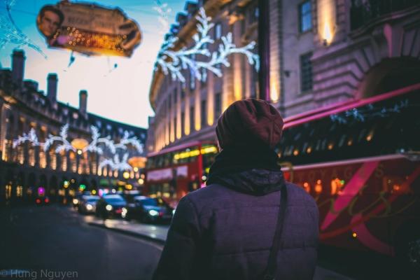 London Tháng 12 - 3