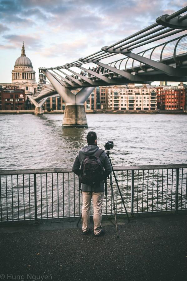London Tháng 12 - 7