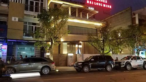 Phía trước cửa nhà ông Phan Văn Anh Vũ lúc 18h ngày 21/12. Ảnh: Nguyễn Đông