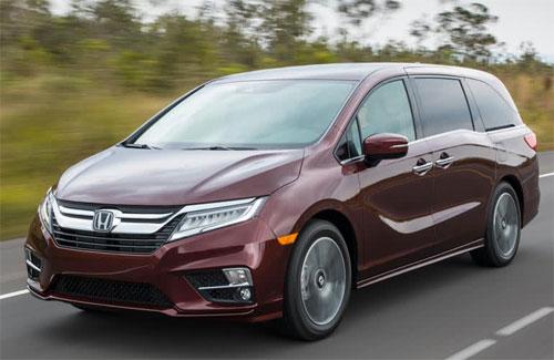 10 mẫu ôtô làm người Mỹ hài lòng nhất