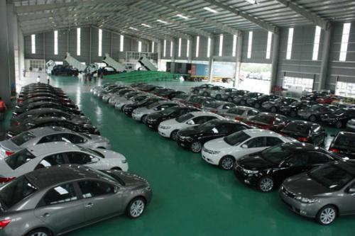 Ôtô ở Việt Nam sẽ còn giảm giá tiếp?
