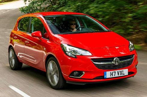 Opel/Vauxhall Corsa.
