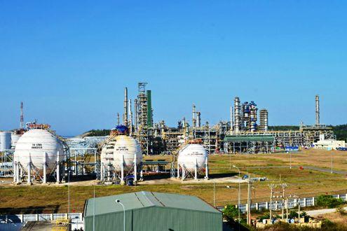 Quảng Ngãi kiến nghị không thu điều tiết nhà máy lọc dầu Dung Quất