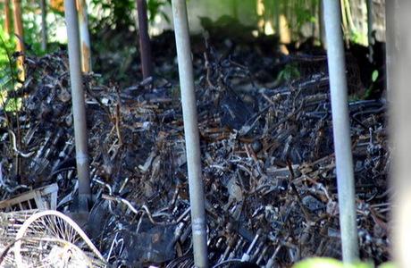 Xử nhóm khủng bố đốt bãi xe CA Đồng Nai