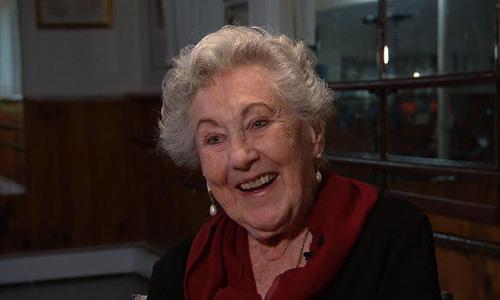 Bà giáo dạy ballet 95 tuổi vẫn say nghề ở Mỹ