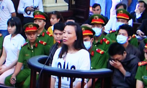 Kẻ cầm đầu khủng bố Tân Sơn Nhất bị đề nghị 16-18 năm tù