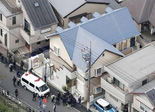 Khu nhà ở của Shiraishi ở Zama. Ảnh: NYT.