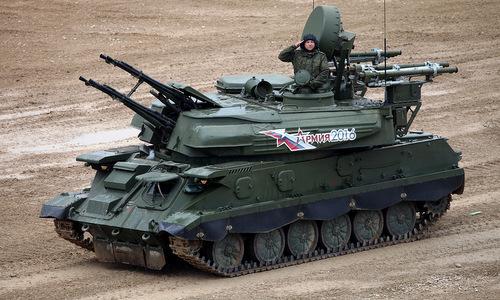 Pháo tự động thế hệ mới của Nga chuyên diệt UAV