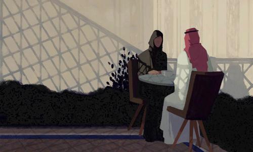 Những người trẻ Arab Saudi chật vật đi tìm một nửa