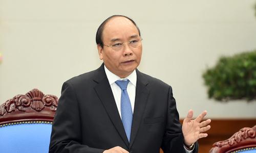Thủ tướng: Lãnh đạo địa phương đừng lên Trung ương biếu xén