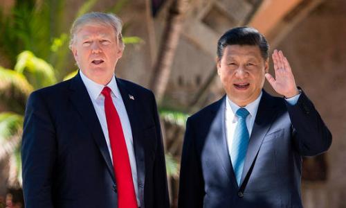 Năm 2017 của các lãnh đạo thế giới