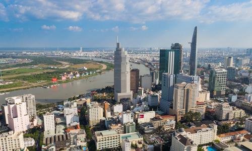 TP HCM xây dựng thành phố thông minh. Ảnh: Vũ Lê
