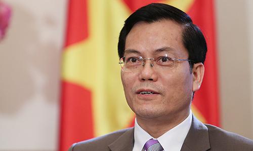 Việt Nam lạc quan về triển vọng hợp tác với Mỹ trong năm 2018