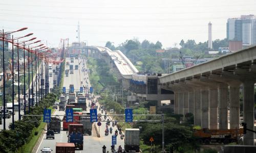 TP HCM thu phí dự án mở rộng Xa lộ Hà Nội 19 năm