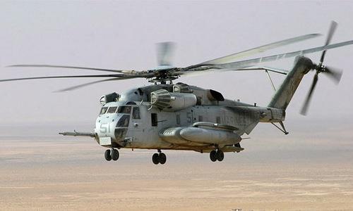 Truyền thông Syria tố cáo Mỹ điều trực thăng giải cứu chỉ huy IS