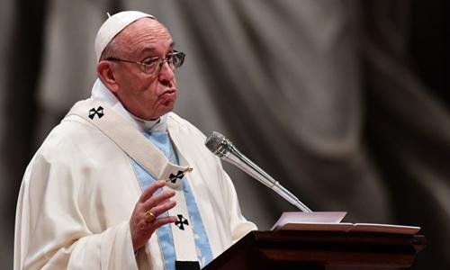 Giáo hoàng kêu gọi vì người nhập cư trong thông điệp năm mới