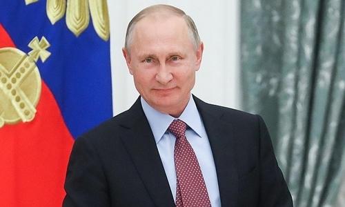 Tổng thống Putin thích đọc sách lịch sử