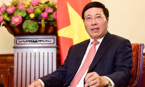 Phó thủ tướng nêu 5 thành tựu của đối ngoại Việt Nam năm 2017