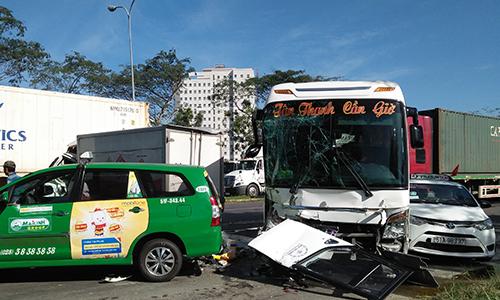 67 người chết do tai nạn giao thông dịp nghỉ Tết Dương lịch