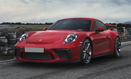 911 GT3 bản 2018 giá 144.000 USD tại Mỹ.