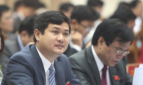 Ông Lê Phước Hoài Bảo trở lại nhiệm sở sau thời gian nghỉ phép