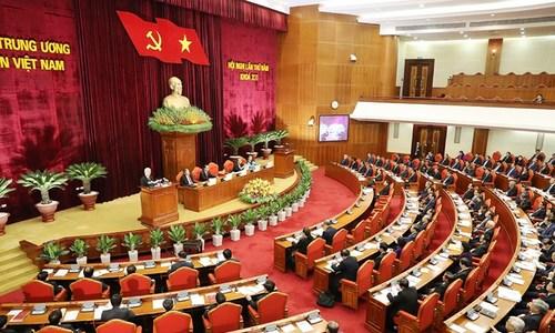 Bộ Chính trị, Ban bí thư quyết định các chức danh nào?